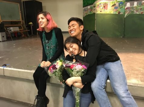Drama Club Holds Workshop After Spring Play Cancellation