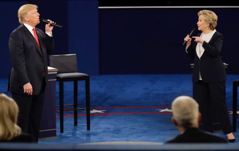 The First Presidential Debate: Hillary Clinton and Donald Trump