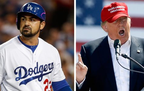 Adrian Gonzalez Refuses to Stay at Trump Hotel in Chicago