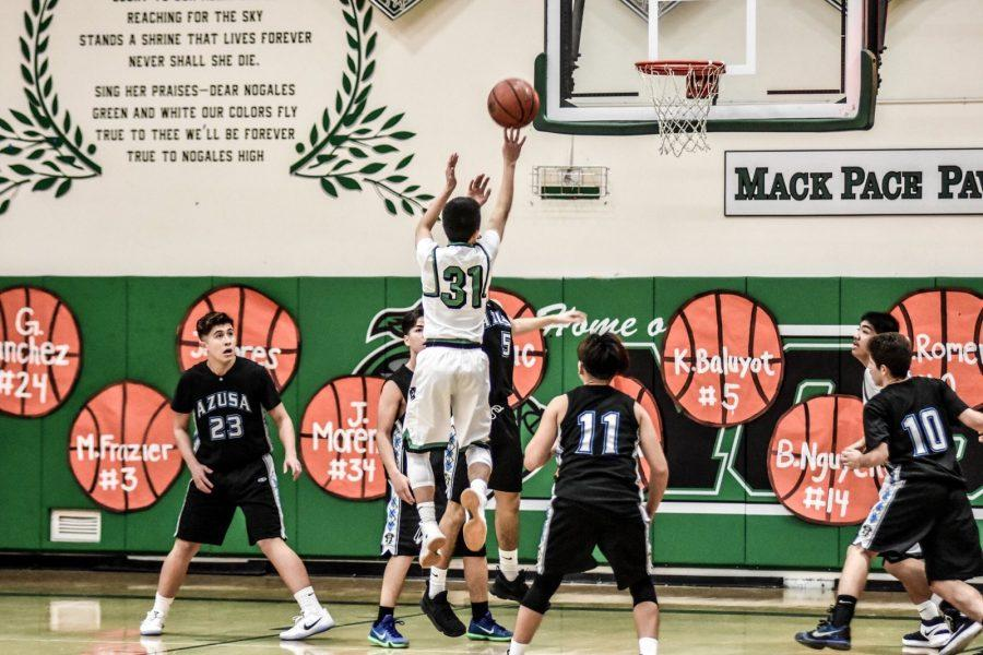 Nobles Start Off The Season Strong Against Azusa