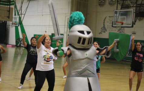 Auditions for the Nogales School Mascot