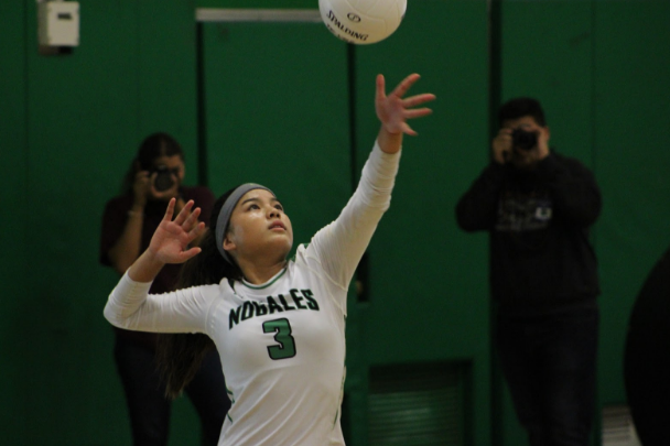 Nogales Girls Volleyball Team is Learning that Trust Can Win them Games