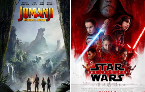Jumanji: Welcome To The Jungle and Star Wars: The Last Jedi Set for Competitive are Box Office Contenders this December