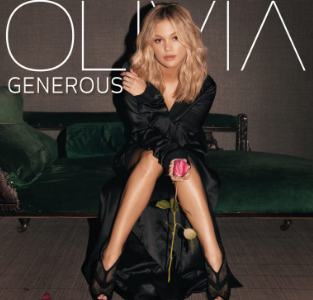 "Olivia Holt Drops New Single Titled ""Generous"""