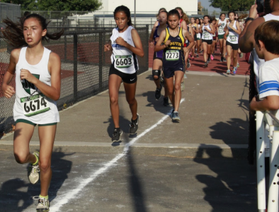 After 36 years, Nogales' Girls Cross Country Wins League Champs