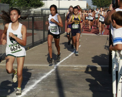Cross Country Team Takes on the Heat and Plans to Push Forward