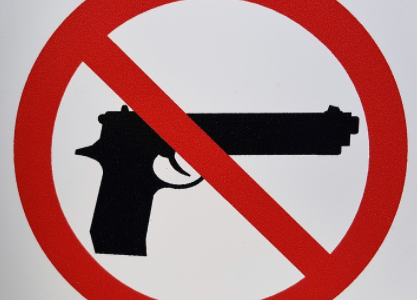 Gun control and the need for change
