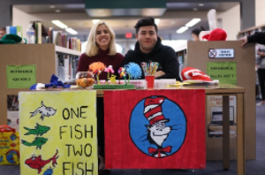 Nogales Celebrates Dr. Seuss' Birthday