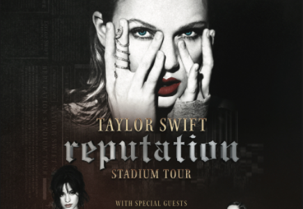 Two Free Taylor Swift Tickets to The Rose Bowl