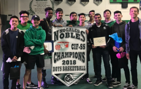 Nogales basketball coach, Sameer Bhatt, named coach of the year
