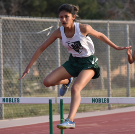 The Nogales' track team ambition and exuberant attitude leads many of them onto CIF