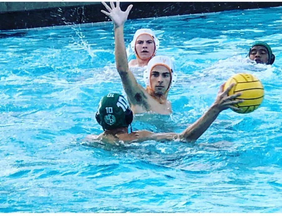 Nogales+Water+Polo+suffers+a+big+loss+against+Baldwin+Park