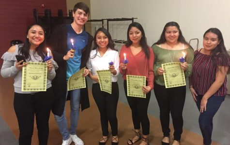Nogales Underclass Prepares for National Honor Society Inauguration