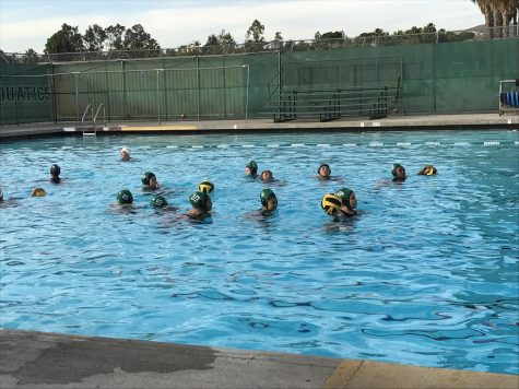 The Nogales Girls Varsity Water Polo Season is Almost at an End