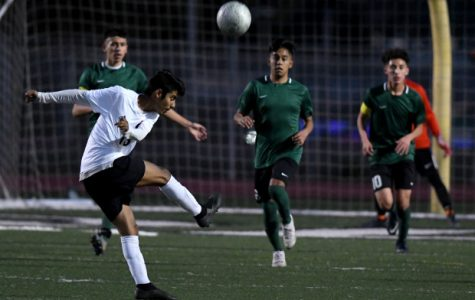 Nogales boys varsity soccer draws against Sierra Vista