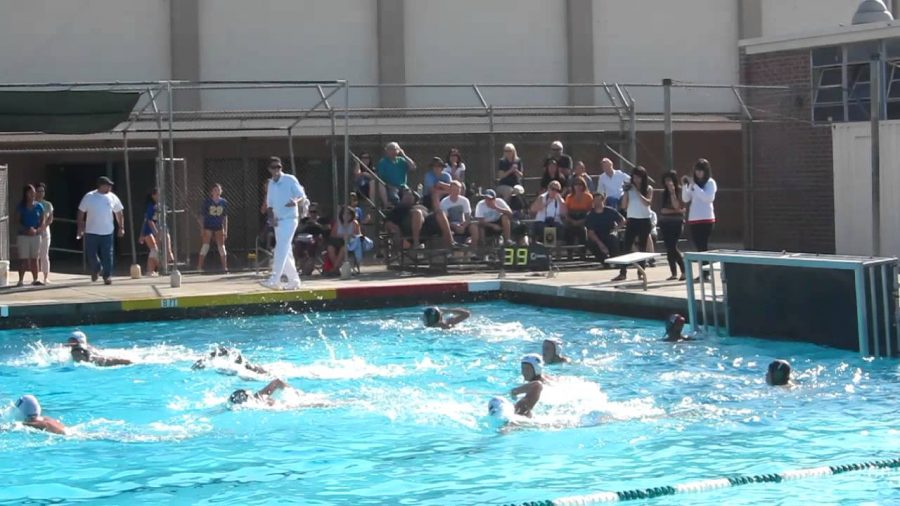 Nogales+girls+water+polo+team+victory