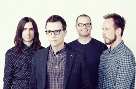 Weezer comes back again this year with the anticipated Black Album