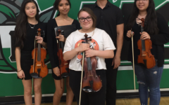 Orchestra Night Ends in Forte