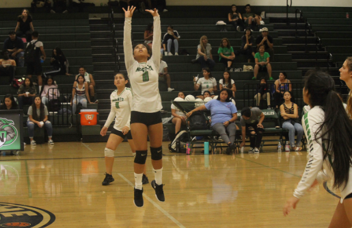 Nogales Volleyball V.S Southlands Christian High