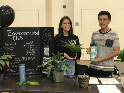 Club Fair: Encouraging Students' Involvement