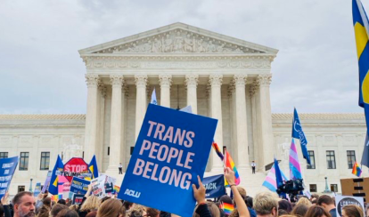 United States Supreme Court: makes decisions regarding LGBT rights