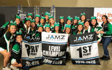 Lady Nobles place 1st and 3rd at JAMZ Competition