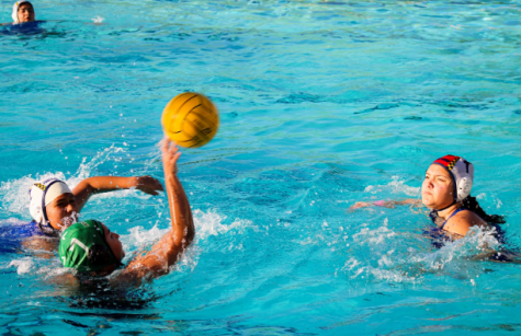 Girls Varsity Water Polo Team Suffers Defeat Against Sierra Vista High School