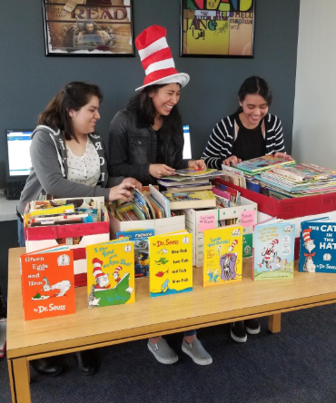 Ib sponsors their annual Dr. Seuss Night