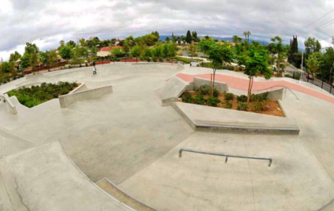 New Skatepark in La Puente