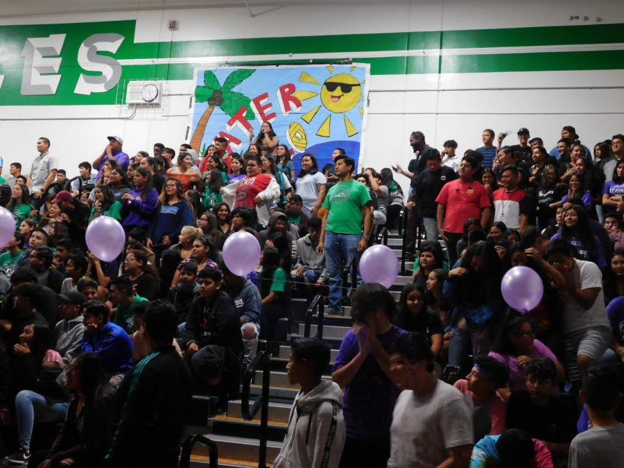 Nogales+Sports+Teams+Presented+at+Rally