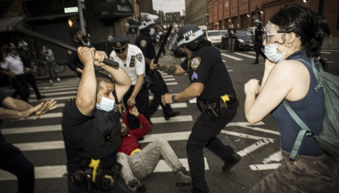 Protests for justice and peace as Black lives are threatened by the police