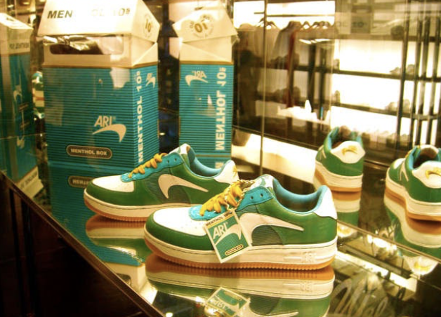 How the Ari Menthol 10s changed the sneaker game