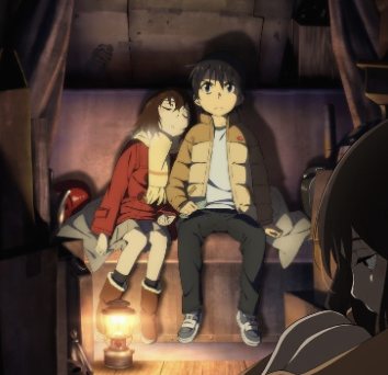 New To Netflix, Erased: The Anime
