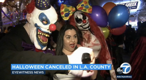 Guidelines have been released by LA County officials in regards to Halloween