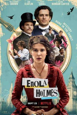 Enola Holmes Review and Why You Should Watch it