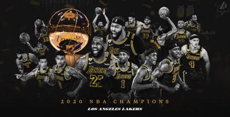Lakers Win The 2020 NBA Championship