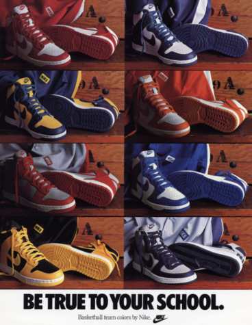 The Shoe That Survived Four Decades, Nike Dunk