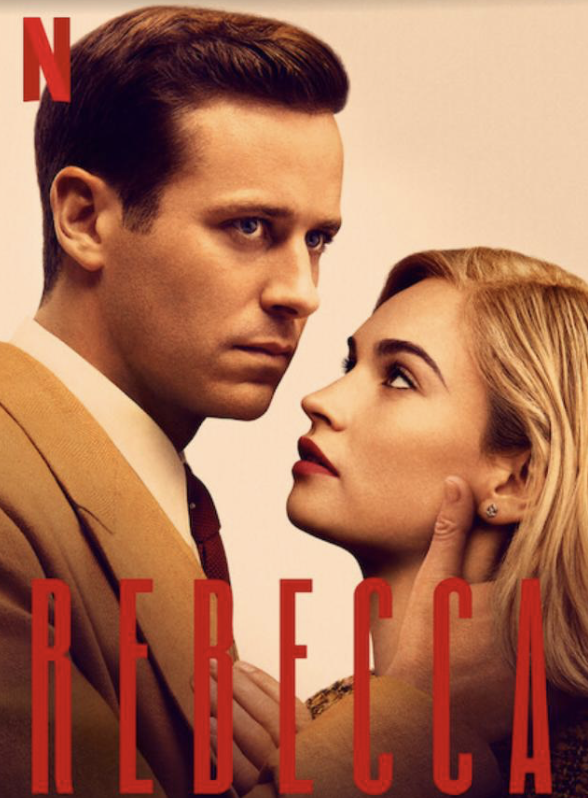Netflix Movie Review on Rebecca