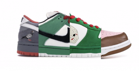 Nike SB Dunk Lawsuit against Warren Lotas