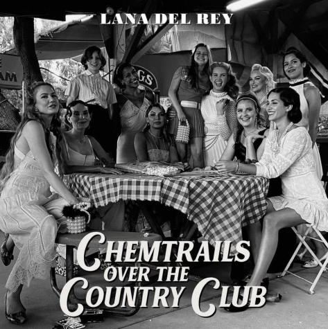 Lana Del Rey's Seventh Studio Album: Chemtrails over the Country Club