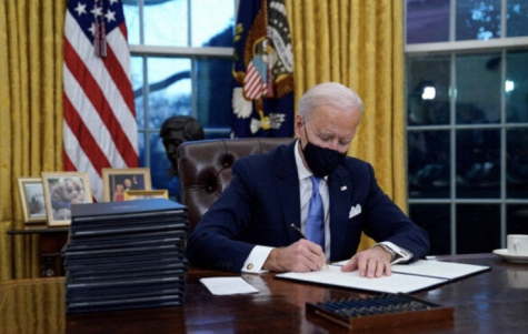 What President Biden has done in office so far