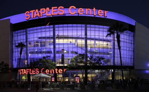 New safety and health regulations for Staples Center