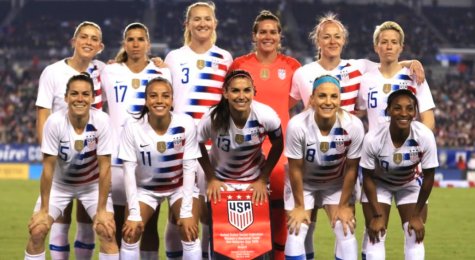 USA cruises past Argentina in Women's Soccer She Believes Cup