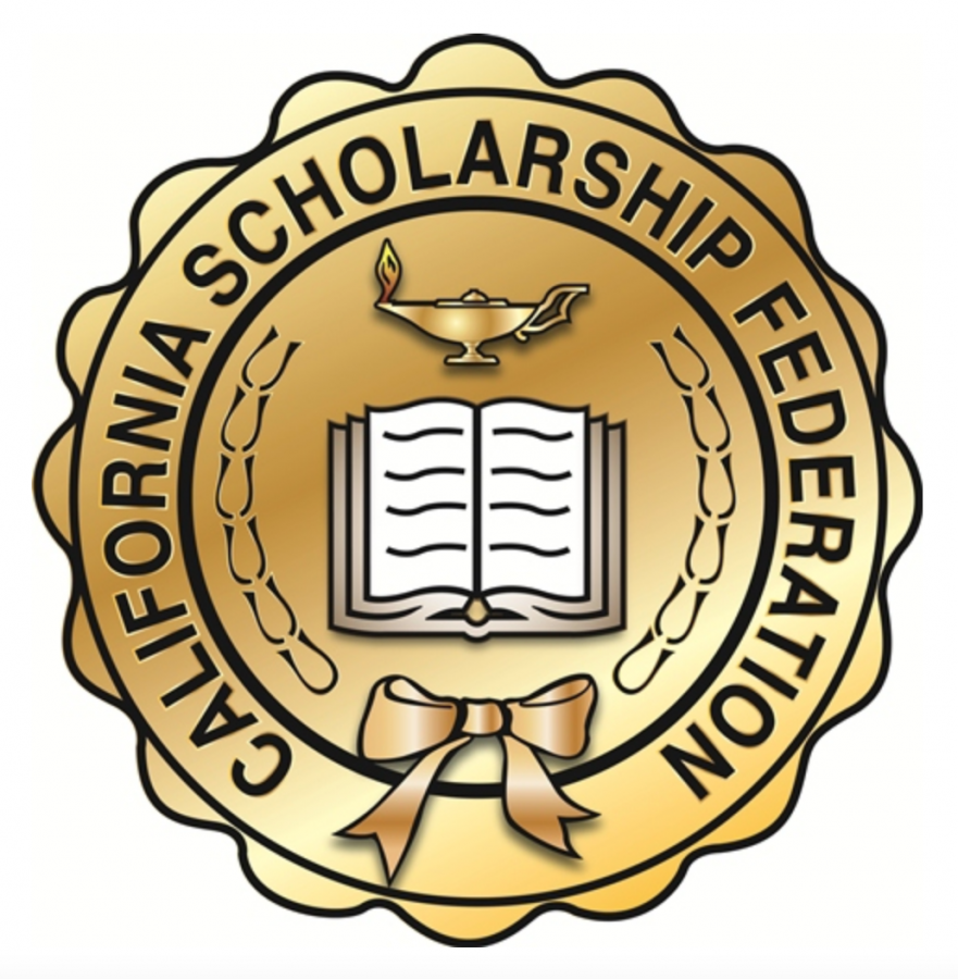 California Scholarship Federation Club is open to new members