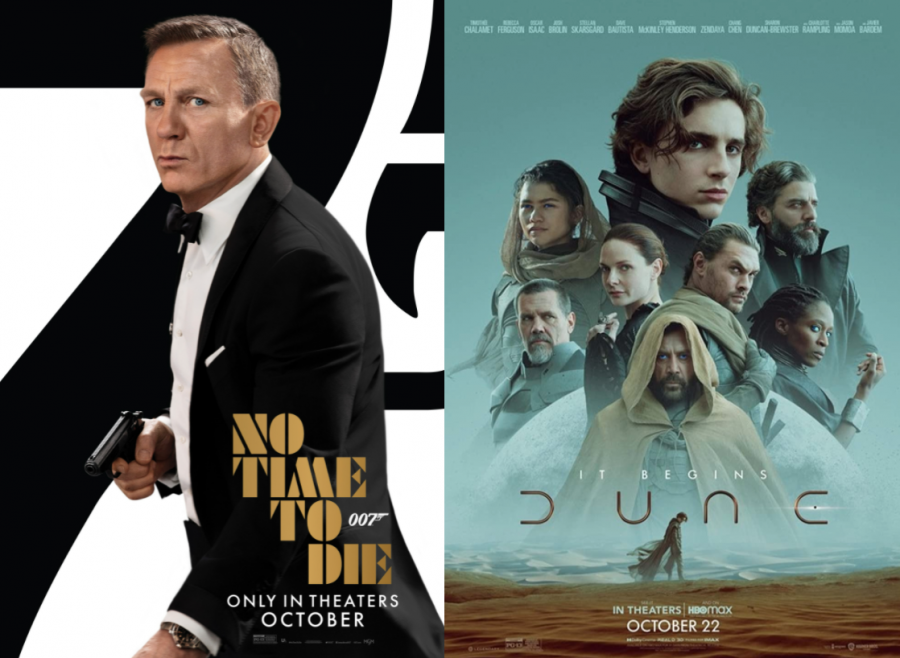 New anticipated movies hitting theaters October