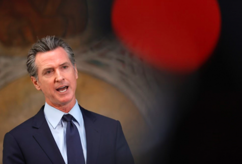 California Governor Stays in Power After Recall Election